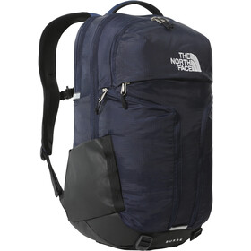 The North Face Surge Backpack, blauw/zwart
